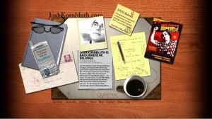 JoshKornbluth.com Desktop
