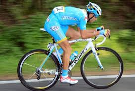 The Great Nibali (tummy not included).